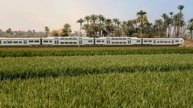Siemens to finalise more contracts for Egypt's $4.45bn high-speed rail system by year-end