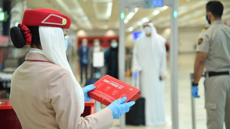 An image that illustrates this article Emirates to hire 3,000 cabin crew and 500 service staff as routes ramp up