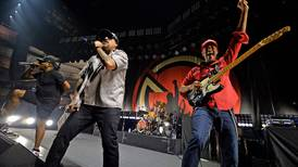 Prophets of Rage are a 'supergroup' amplified