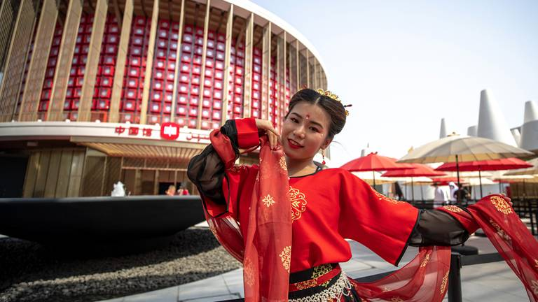 An image that illustrates this article Celebrating the UAE-China relationship at Expo 2020