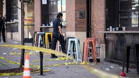 Minnesota bar shooting in St Paul kills one and wounds 14