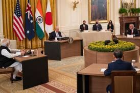 Biden hosts Indo-Pacific leaders at White House