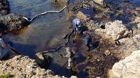 Syrian oil slick could reach Cyprus in 24 hours