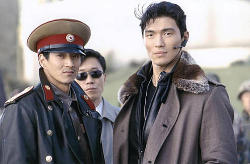 Will Yun Lee and Rick Yune in Die Another Day (2002)