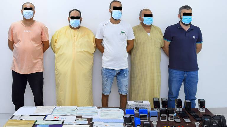An image that illustrates this article Sharjah Police arrest man for stealing Land Cruiser during test drive