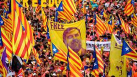 Catalan separatist leader demands freedom after EU court ruling