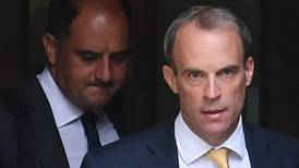 Dominic Raab on the ropes as MPs' punches rain down