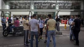 Major Lebanese hospital secures enough fuel for a week