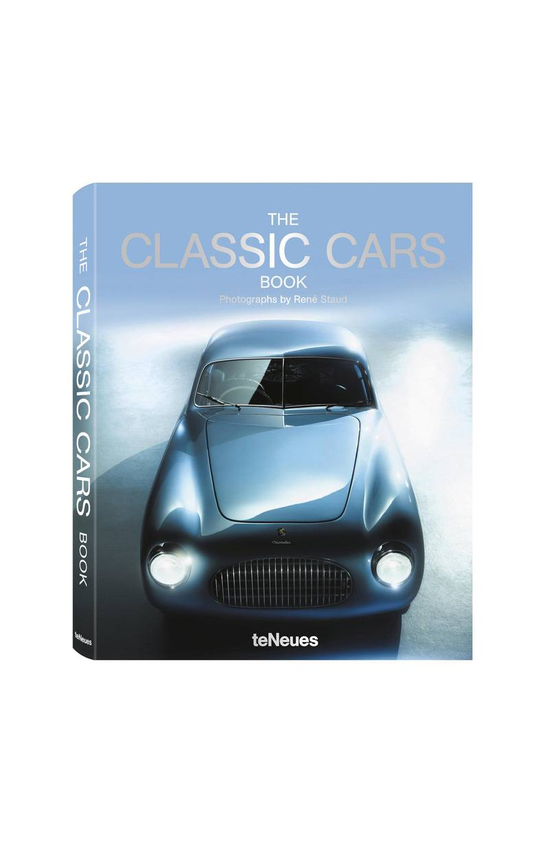 THE CLASSIC CARS BOOK. Courtesy STYLEBOP