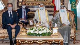 Blinken in Kuwait to talk ties and resettling Afghan allies