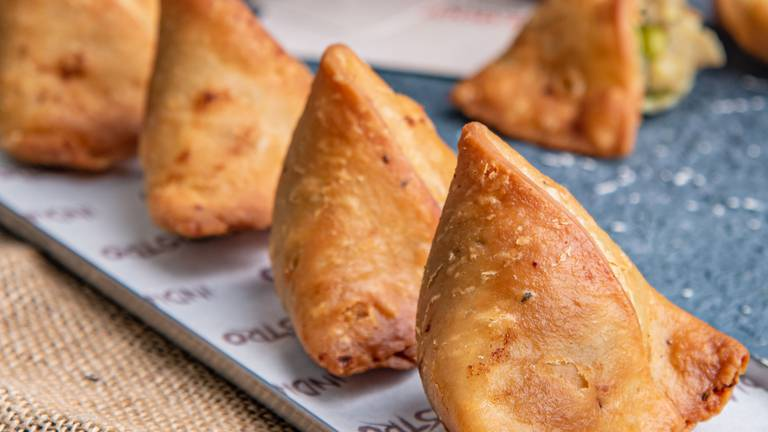 An image that illustrates this article World Samosa Day: where to dig into the savoury snack in the UAE