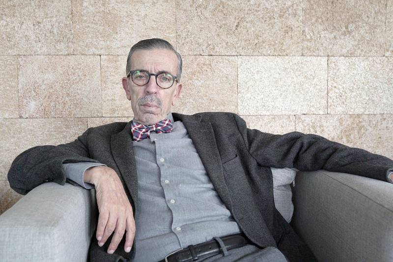 Jabbour Douaihy. Photo by Kheridine Mabrouk