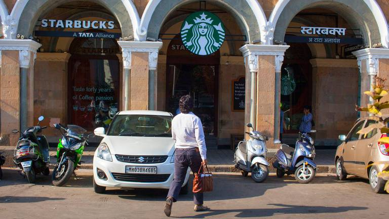 An image that illustrates this article Starbucks plans new shop formats for India to fast-track expansion