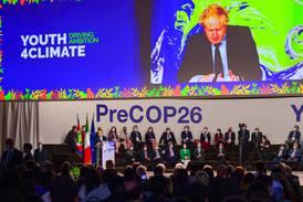 Boris Johnson's Plan B to save Cop26