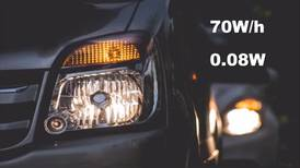 How much does it cost to use your car's indicators in the UAE?
