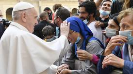 Pope Francis condemns greed and 'thirst for profit'
