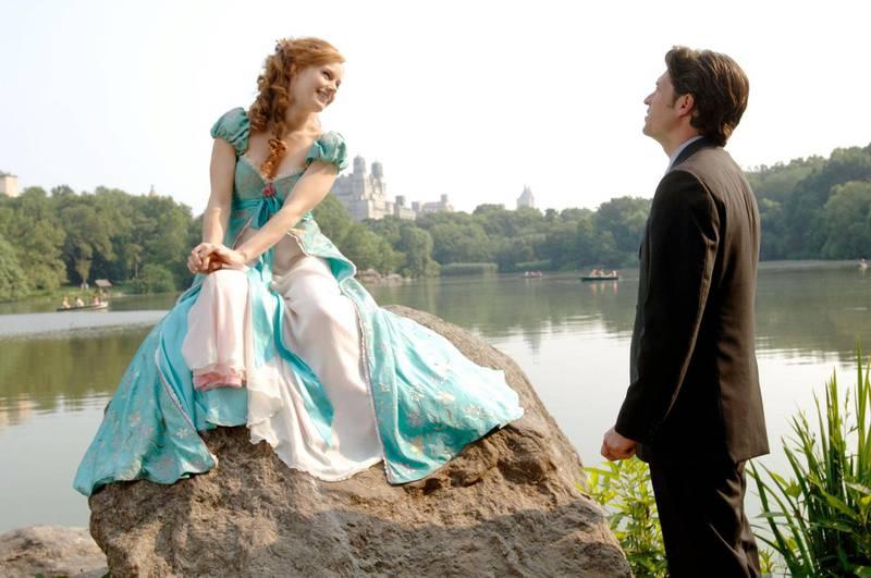Enchanted. Courtesy Disney
