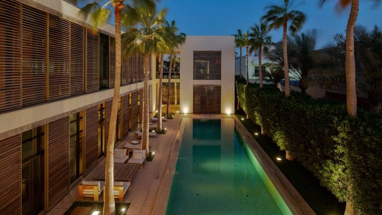 An image that illustrates this article Property of the week: Dh40 million Dubai villa with a Burj Al Arab view