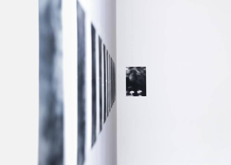 DUBAI, UNITED ARAB EMIRATES. 18 JANUARY 2021. Nebokeru is the first solo presentation of Stelios Kallinikou at Grey Noise, Dubai.(Photo: Reem Mohammed/The National)Reporter:Section: