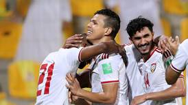 Buoyed by recent rude health, the UAE must step up again in bid to reach World Cup 2022