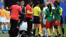 England ease into 2019 Fifa Women's World Cup quarters as Cameroon fume over VAR calls