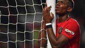 Paul Pogba doubtful for Manchester United's match against Arsenal