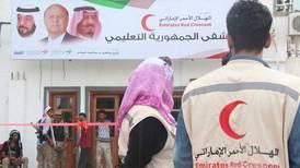 Emirates Red Crescent opens dengue treatment unit in Aden