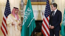 Iran talks 'cordial' but no 'substantial progress', Saudi foreign minister says