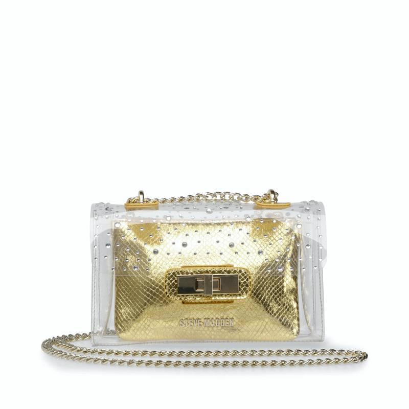 Gold bag, Dh329, Steve Madden