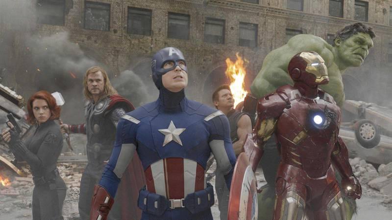 Marvel's The Avengers. Courtesy Marvel