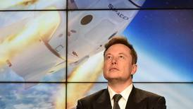 SpaceX: Elon Musk's Starship SN3 prototype collapses in cloud of white smoke during test