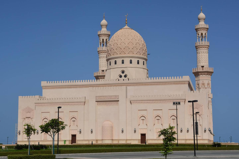 Seyyida Fatma bint Ali Mosque in Alhail, Muscat. Saleh Al Shaibany for The National