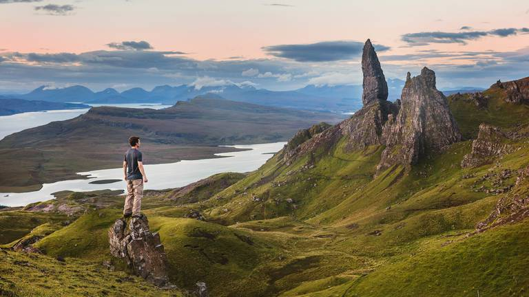 An image that illustrates this article Would you move to Scotland's remote islands for £50,000?