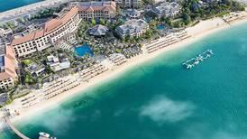 Hotel beaches in Dubai begin to reopen
