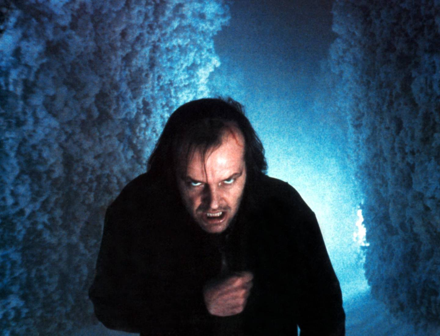 No Merchandising. Editorial Use Only. No Book Cover Usage.Mandatory Credit: Photo by Moviestore Collection / Rex Features (1635823a)The Shining,  Jack NicholsonFilm and Television