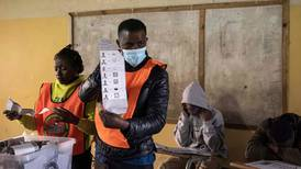 Zambia counts votes as internet limits remain in force