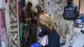 'Stars aligning' for Pakistan's polio eradication effort after sharp drop in cases
