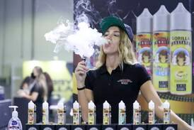 Vaping companies set sights on Gulf's young smokers