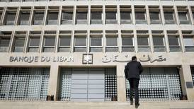 'You have no one running the country', Lebanon's central bank governor says