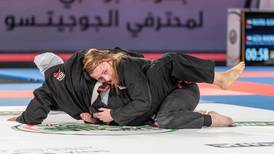 Abu Dhabi World Pro 2019: Mary Jones makes it two golds in a row