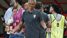 Jose Mourinho: Man United 'starting to win my trust' despite Dortmund drubbing