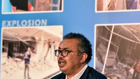 'No country in a crisis like Lebanon,' says WHO's Tedros in Beirut