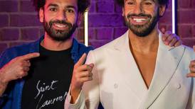 Seeing double? Mo Salah unveils wax doppelganger at Madame Tussauds