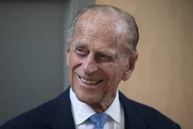 William reveals how Philip's jokes landed him in trouble with the Queen