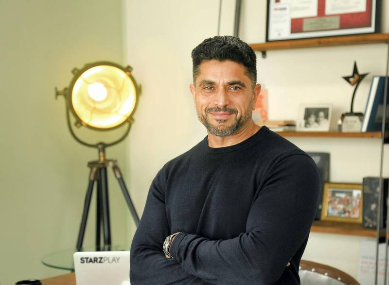 Maaz Sheikh, Co-Founder & CEO of STARZPLAY