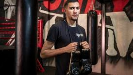 Hamzah Sheeraz plots path to the top of the boxing world - via some hard yards in Dubai
