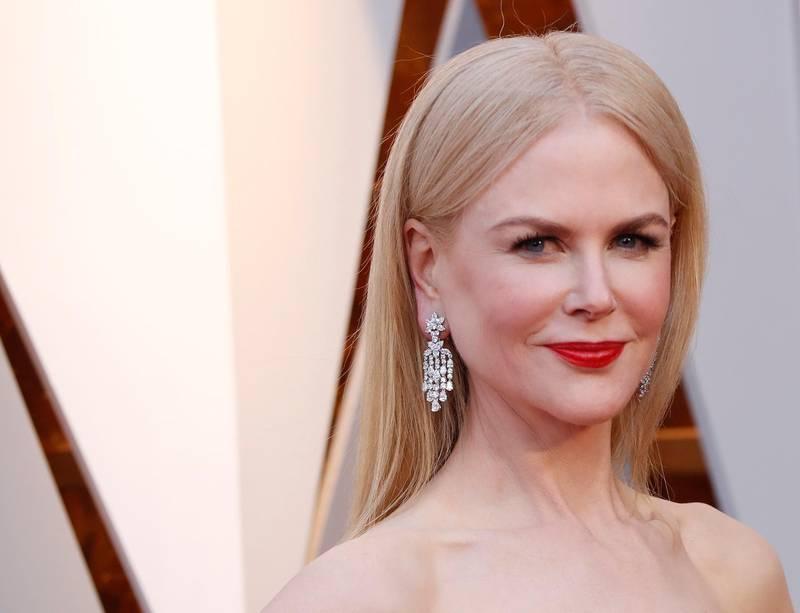 90th Academy Awards - Oscars Arrivals – Hollywood, California, U.S., 04/03/2018 – Nicole Kidman. REUTERS/Mario Anzuoni