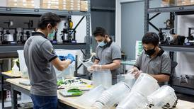 Generation Start-up: how 3D printers at Proto21 joined the UAE's Covid-19 frontline