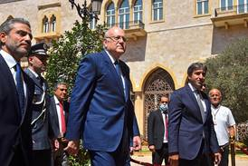 What reforms does Lebanon need to win international support?