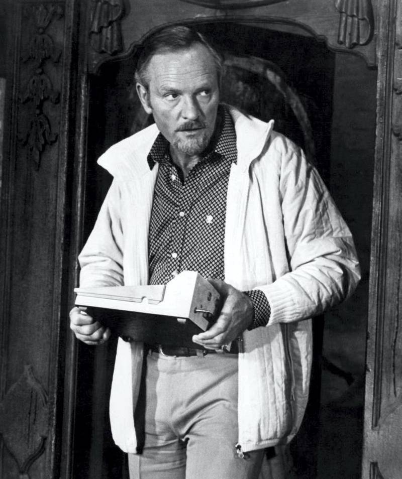 Julian Glover in For Your Eyes Only (1981)
